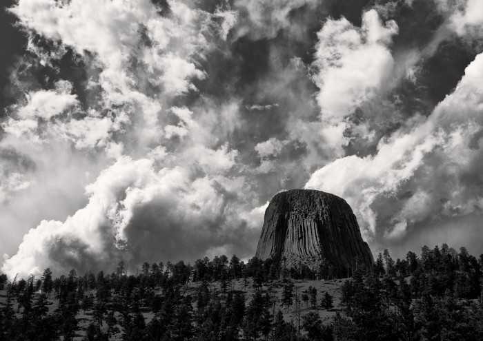 Devils Tower National Monument, Wyoming - July 2010