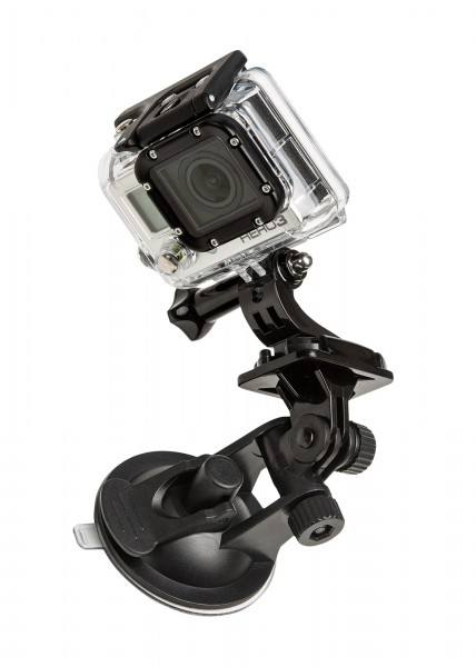 X-Shot Suction Cup Mount